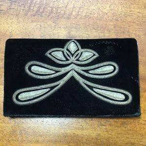 Vintage hand made beaded purse